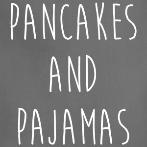 Pancakes And Pajamas Funny Quote Aprons - Adjustable Apron