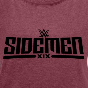 The sidemen - Women´s Roll Cuff T-Shirt