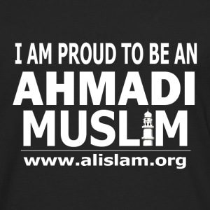 Proud Ahmadi Muslim - Men's Premium Long Sleeve T-Shirt