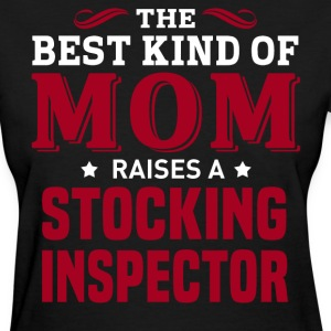 Stocking Inspector MOM - Women's T-Shirt