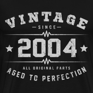 2004 Aged To Perfection T-Shirts - Men's Premium T-Shirt