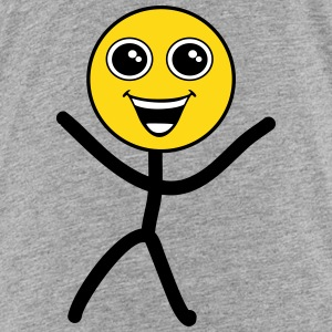 Happy smiley Baby & Toddler Shirts - Toddler Premium T-Shirt