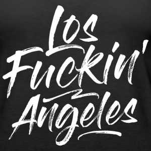 LOS FUCKIN' ANGELES Tanks - Women's Premium Tank Top