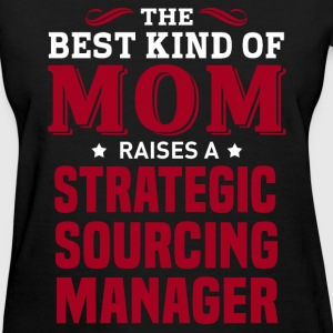 Strategic Sourcing Manager MOM - Women's T-Shirt