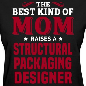 Structural Packaging Designer MOM - Women's T-Shirt