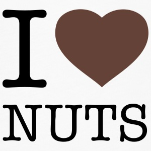 I LOVE NUTS - Women's Flowy T-Shirt