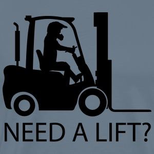 need a lift T-Shirts - Men's Premium T-Shirt
