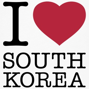 I LOVE SOUTH KOREA - Women's Flowy T-Shirt