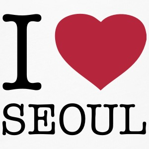 I LOVE SEOUL - Women's Flowy T-Shirt