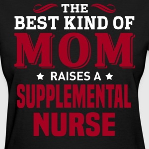 Supplemental Nurse MOM - Women's T-Shirt