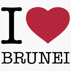 I LOVE BRUNEI - Women's Flowy T-Shirt