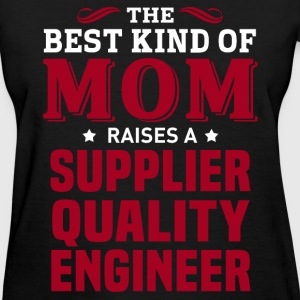 Supplier Quality Engineer MOM - Women's T-Shirt