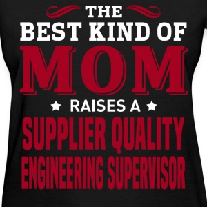 Supplier Quality Engineering Supervisor MOM - Women's T-Shirt