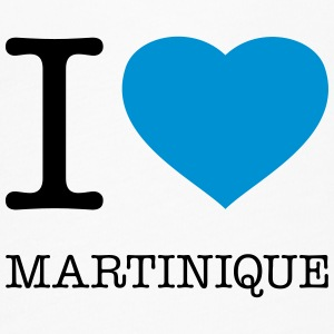 I LOVE MARTINIQUE - Women's Flowy T-Shirt