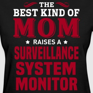 Surveillance System Monitor MOM - Women's T-Shirt