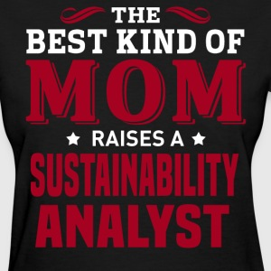 Sustainability Analyst MOM - Women's T-Shirt