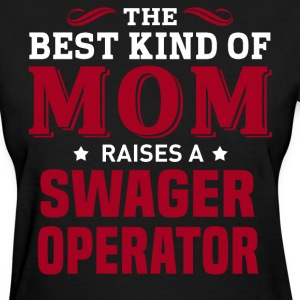 Swager Operator MOM - Women's T-Shirt