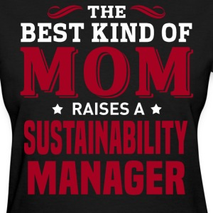 Sustainability Manager MOM - Women's T-Shirt
