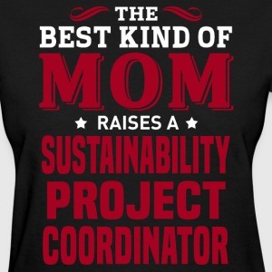 Sustainability Project Coordinator MOM - Women's T-Shirt