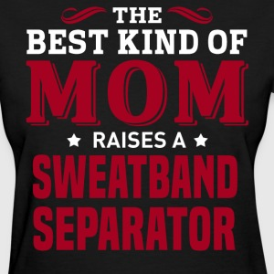 Sweatband Separator MOM - Women's T-Shirt