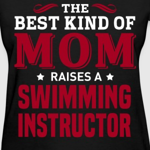 Swimming Instructor MOM - Women's T-Shirt