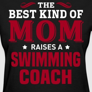 Swimming Coach MOM - Women's T-Shirt
