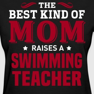 Swimming Teacher MOM - Women's T-Shirt