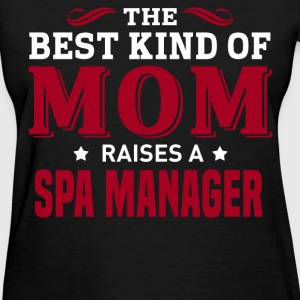 Spa Manager MOM - Women's T-Shirt