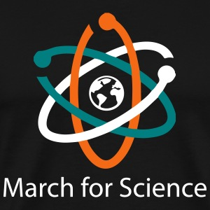 March for Science T-Shirts - Men's Premium T-Shirt