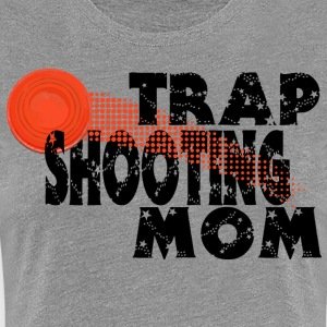 Trap Shooting Shirt - Women's Premium T-Shirt
