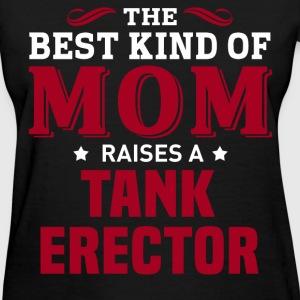 Tank Erector MOM - Women's T-Shirt