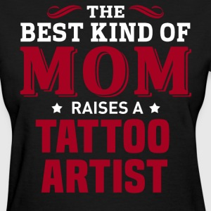 Tattoo Artist MOM - Women's T-Shirt