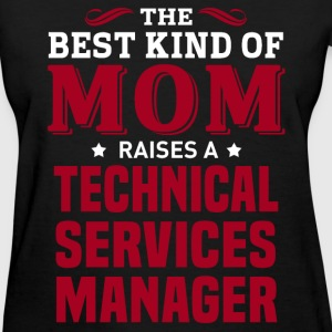 Technical Services Manager MOM - Women's T-Shirt