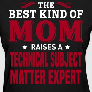 Technical Subject Matter Expert MOM - Women's T-Shirt