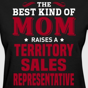Territory Sales Representative MOM - Women's T-Shirt