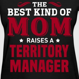Territory Manager MOM - Women's T-Shirt