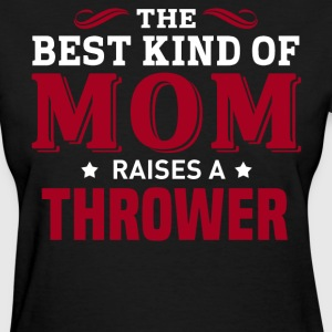 Thrower MOM - Women's T-Shirt