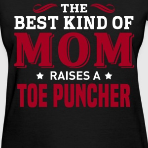 Toe Puncher MOM - Women's T-Shirt