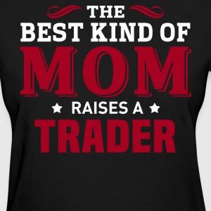 Trader MOM - Women's T-Shirt