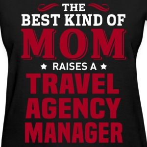 Travel Agency Manager MOM - Women's T-Shirt