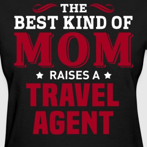 Travel Agent MOM - Women's T-Shirt