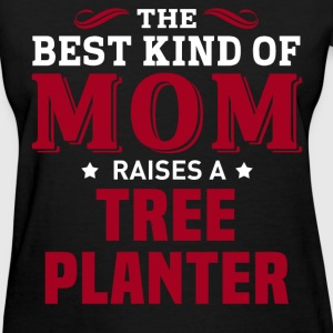 Tree Planter MOM - Women's T-Shirt