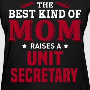 Unit Secretary MOM - Women's T-Shirt