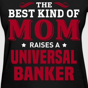 Universal Banker MOM - Women's T-Shirt