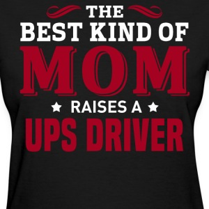 UPS Driver MOM - Women's T-Shirt