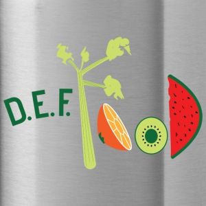 DEFFood Sportswear - Water Bottle