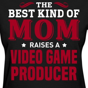 Video Game Producer MOM - Women's T-Shirt