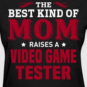 Video Game Tester MOM - Women's T-Shirt