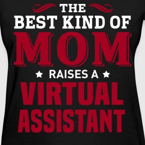 Virtual Assistant MOM - Women's T-Shirt
