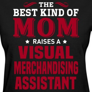 Visual Merchandising Assistant MOM - Women's T-Shirt